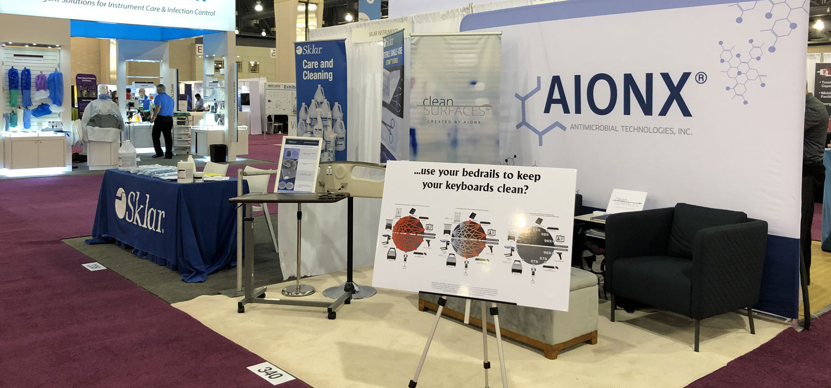 AIONX Sponsors APIC Annual Conference 2019, June 12-14